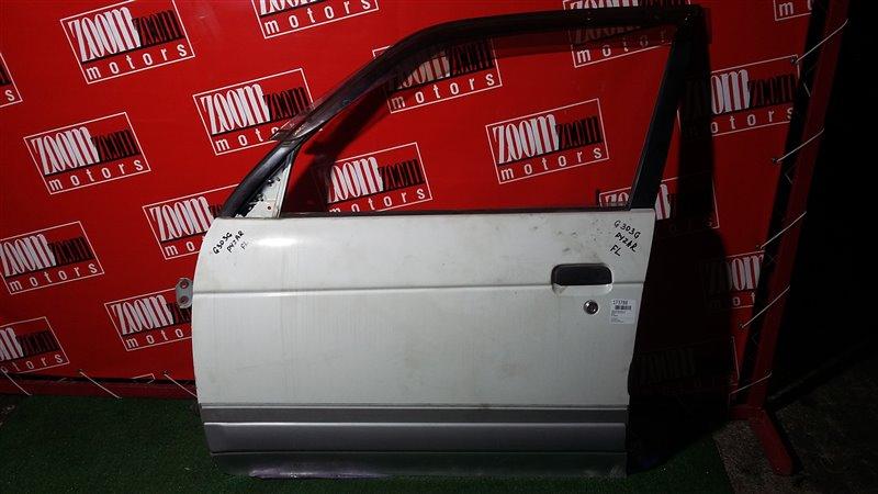 Дверь боковая Daihatsu Pyzar G301G передняя левая белый