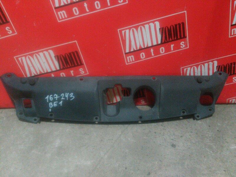 Накладка на решетку радиатора Honda Edix BE1 D17A 2004 передняя