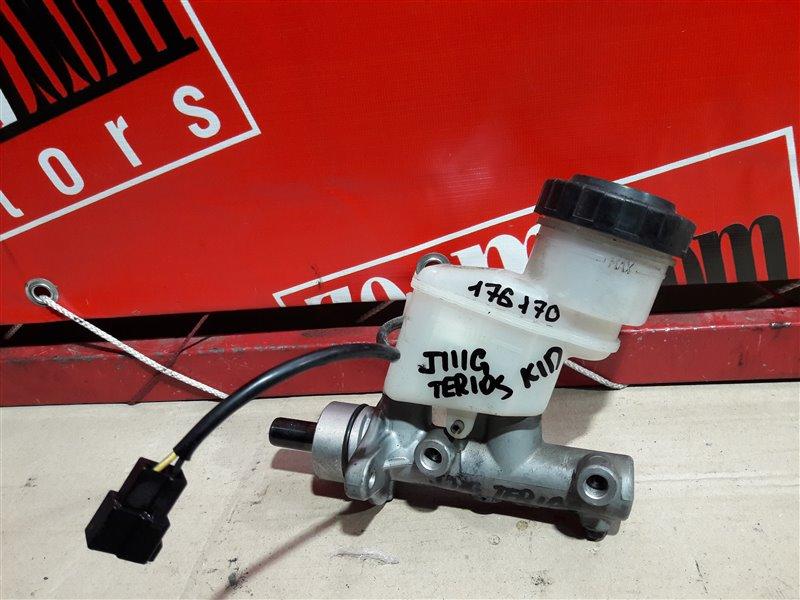 Главный тормозной цилиндр Daihatsu Terios Kid J111G EF-DET 1998