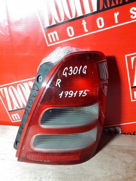 Фонарь (стоп-сигнал) Daihatsu Pyzar G301G 1998 задний правый 7460