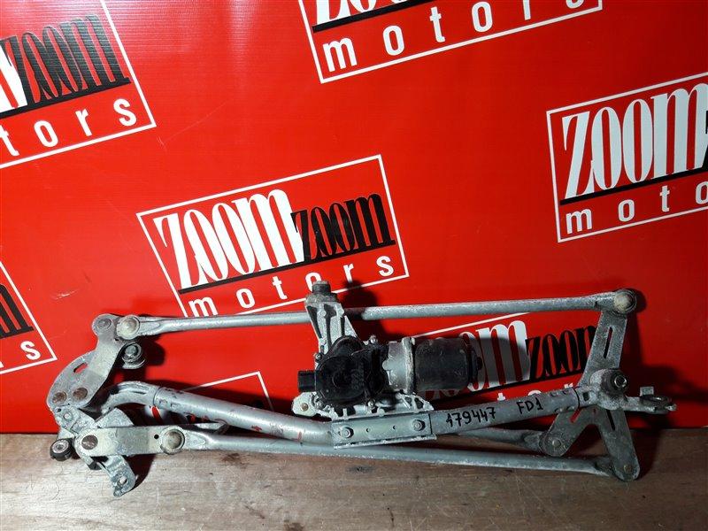 Привод (мотор) стеклоочистителей Honda Civic FD1 R18A 2005