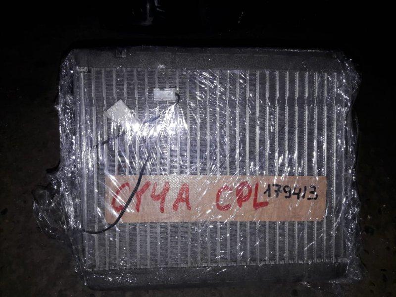 Радиатор кондиционера Mitsubishi Lancer X CY4A 4B11 2006