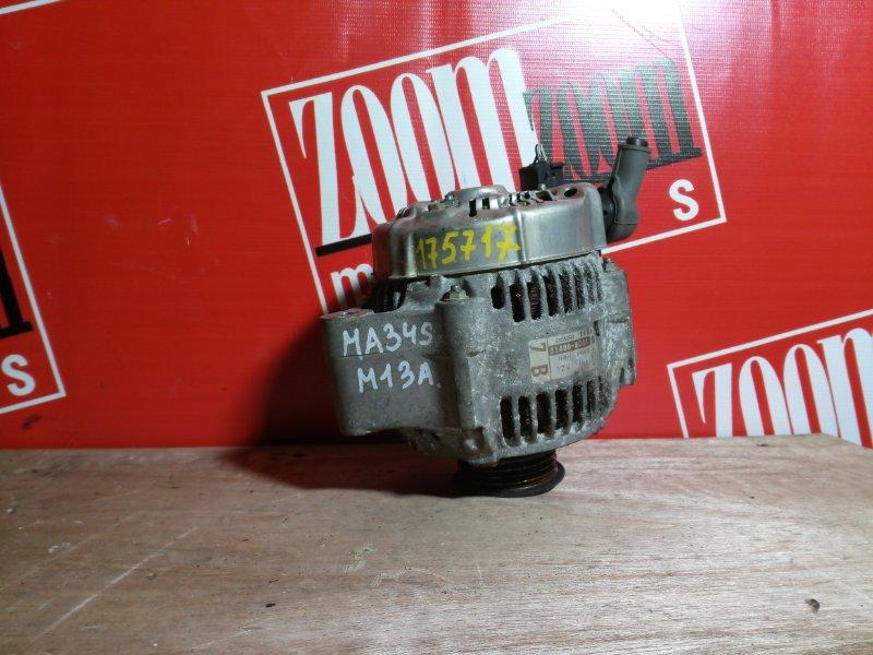 Генератор Suzuki Wagon R Solio MA34S M13A 2000