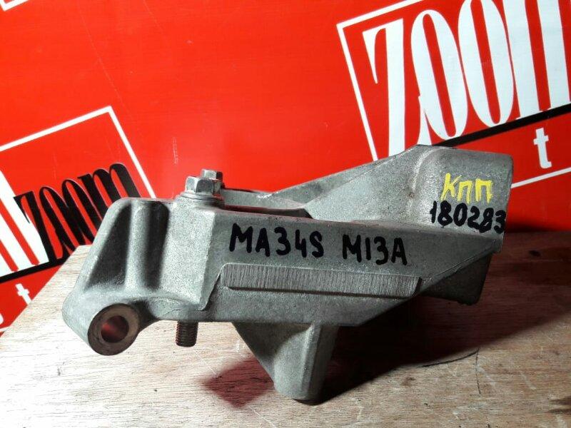 Кронштейн кпп Suzuki Wagon R Solio MA34S M13A