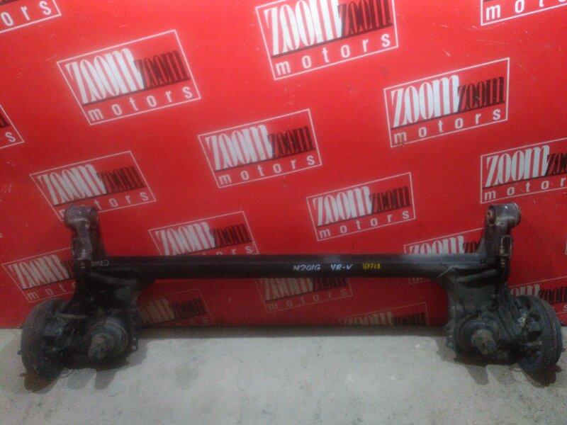 Балка поперечная Daihatsu Yrv M201G K3-VE 2000 задняя