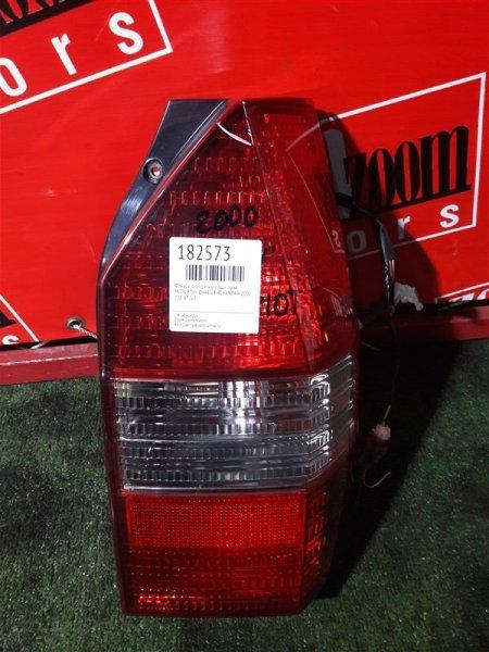 Фонарь (стоп-сигнал) Mitsubishi Chariot Grandis N84W 4G64 1997 задний правый 220-87262