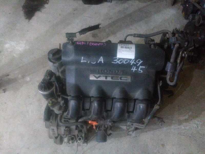Двигатель Honda Mobilio Spike GK1 L15A 2002 3004945