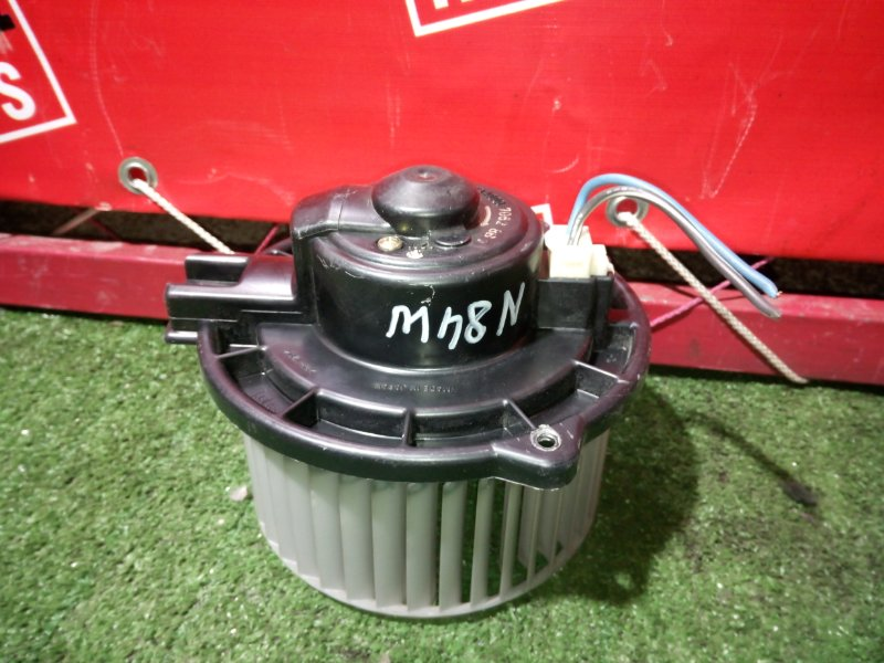 Вентилятор (мотор отопителя) Nissan Stagea WGNC34 RB25DET