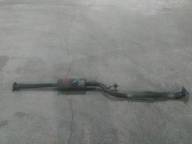 Глушитель Nissan Wingroad WFY11 QG15DE 1999