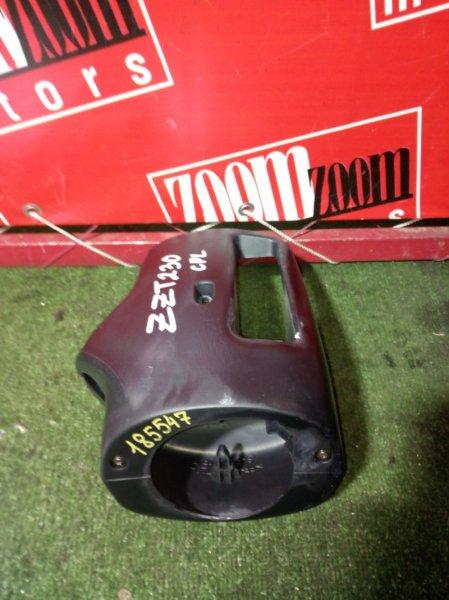 Кожух рулевой колонки Toyota Celica ZZT231 1ZZ-FE черный