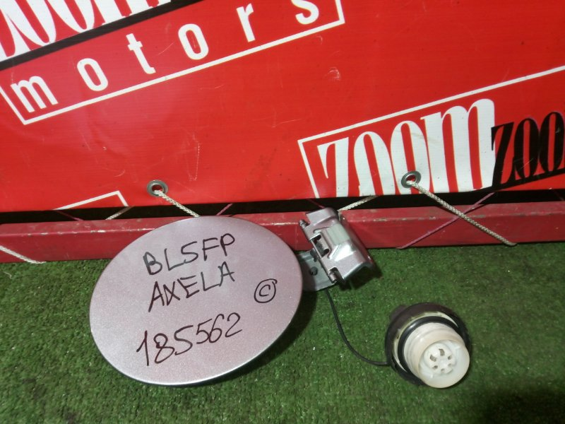 Лючок топливного бака Mazda Axela BL5FP ZY-VE 2009 серый