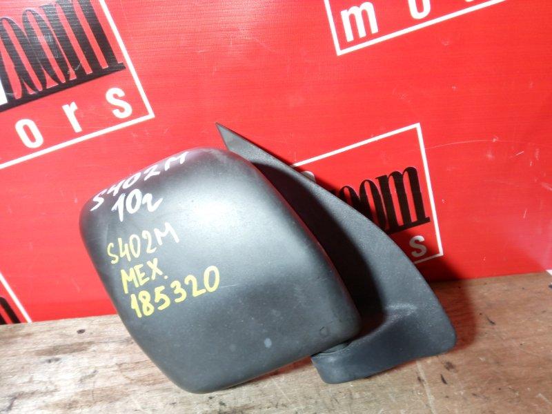 Зеркало боковое Toyota Town Ace S402M 3SZ-VE 2008 переднее правое черный