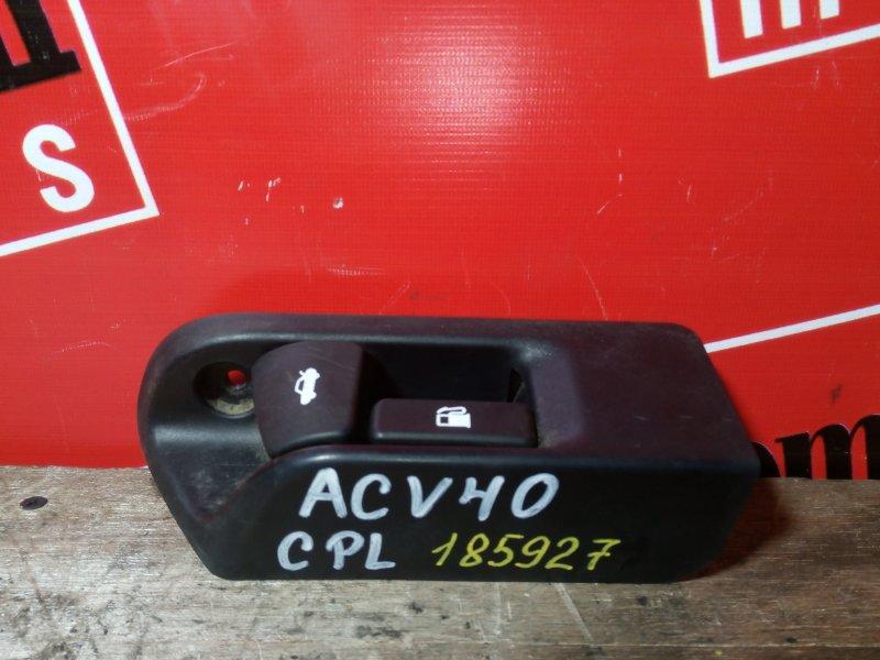 Ручка внутренняя Toyota Camry ACV40 2AZ-FE 2006