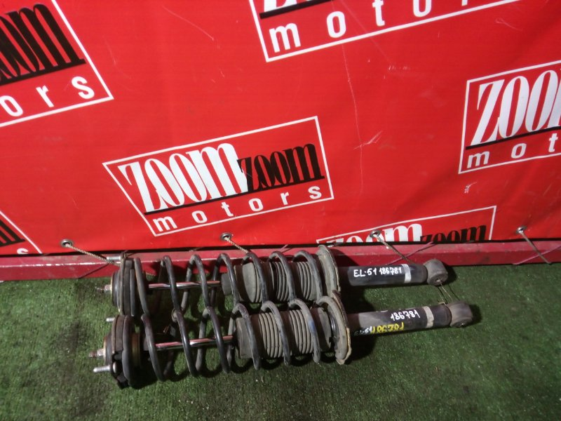 Стойка подвески Toyota Tercel/corsa EL51 5E-FE задняя