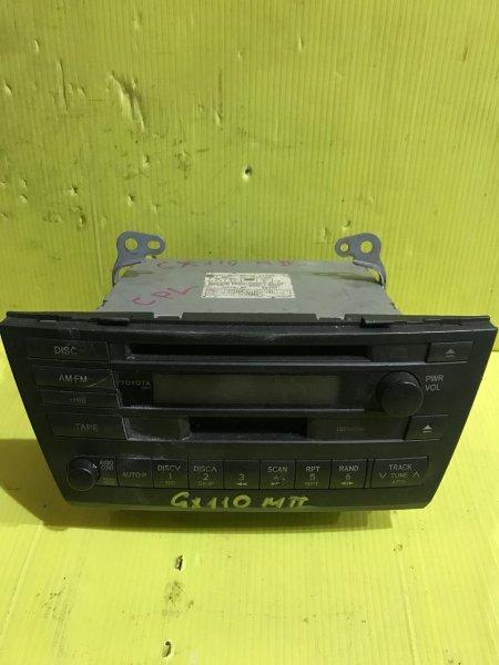Магнитола Toyota Mark Ii GX110