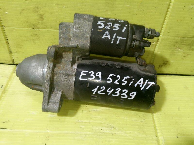 Стартер Bmw 525I E39 M52 B25 1999