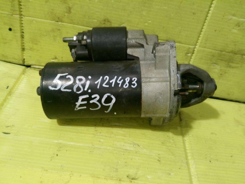 Стартер Bmw 528 E39 M52 B28 1999