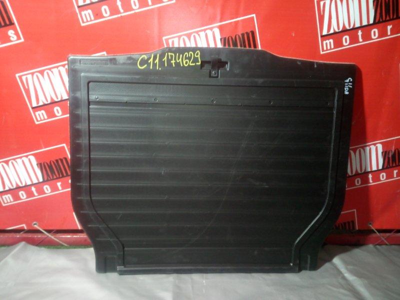 Пол багажника Nissan Tiida C11 HR15DE 2005 задний