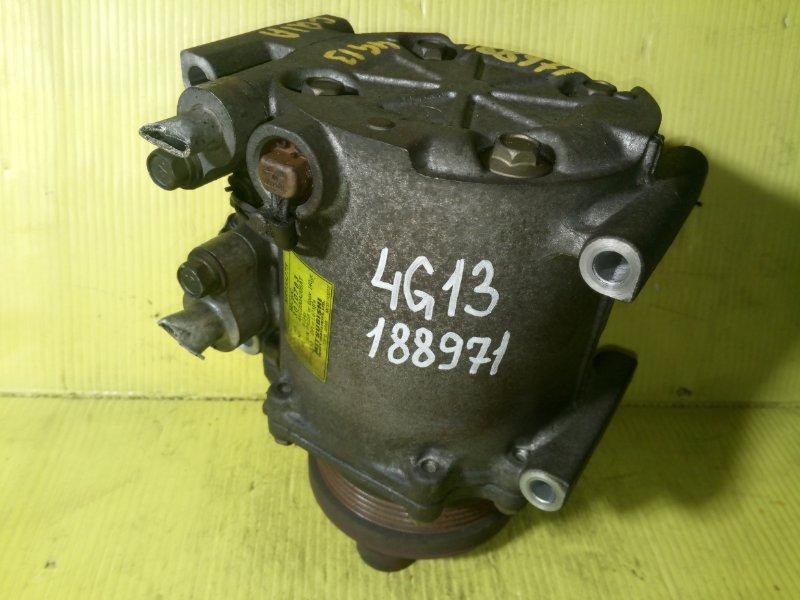 Компрессор кондиционера Mitsubishi Dingo CQ2A 4G13 2000