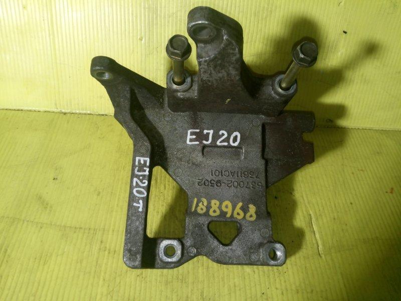 Площадка под компрессор кондиционера Subaru Forester SF5 EJ20 1998
