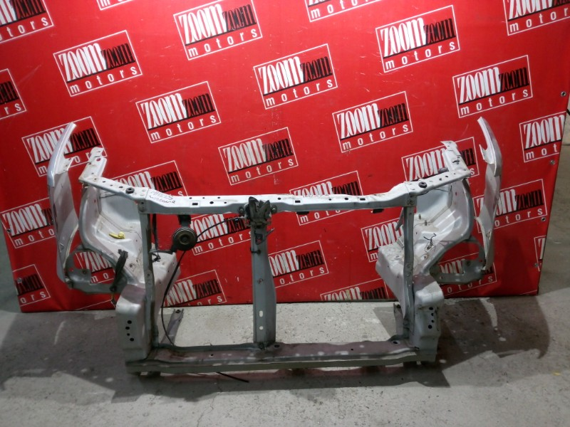 Рамка радиатора Suzuki Wagon R MH22S K6A 2005 серый