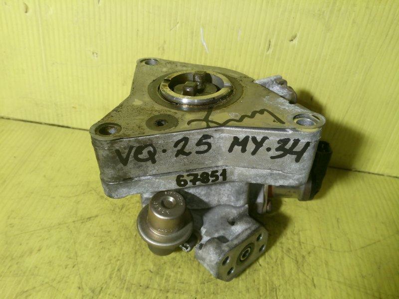 Тнвд Nissan Cedric MY34 VQ25DD 1998 HFP 108-02-2125