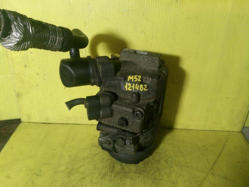 Компрессор кондиционера Bmw 528 E39 M52 B28 1999