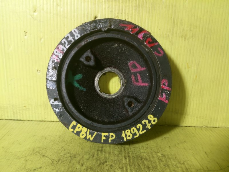 Шкив коленвала Mazda Premacy CP8W FP-DE