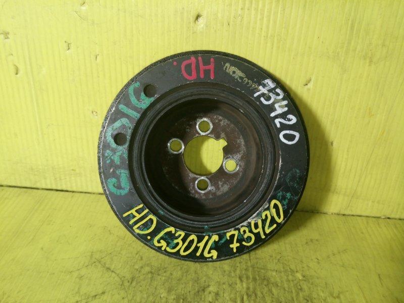 Шкив коленвала Daihatsu HD-EP