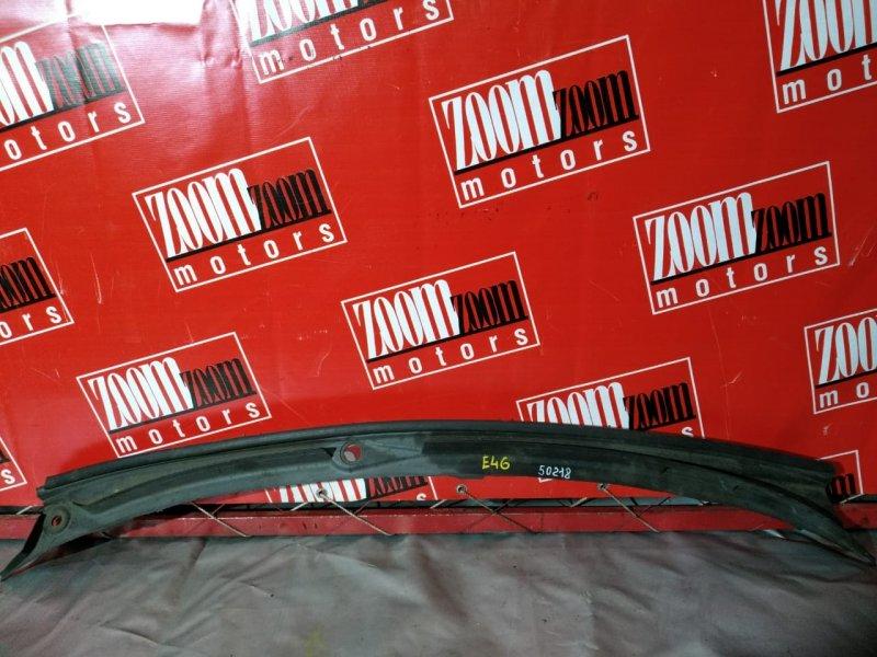 Решетка под лобовое стекло Bmw 325I E46 1998 передняя