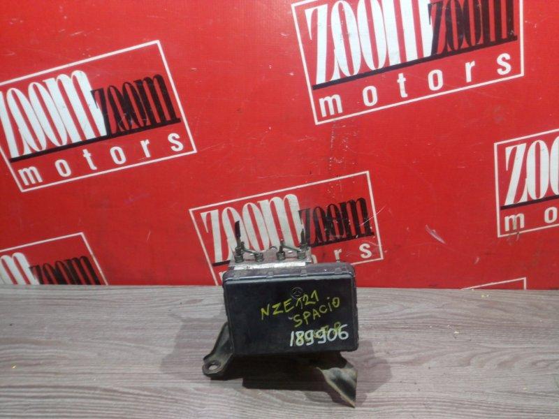 Блок abs (модулятор abs) Toyota Corolla Spacio NZE120 1NZ-FE 2001 4451012342