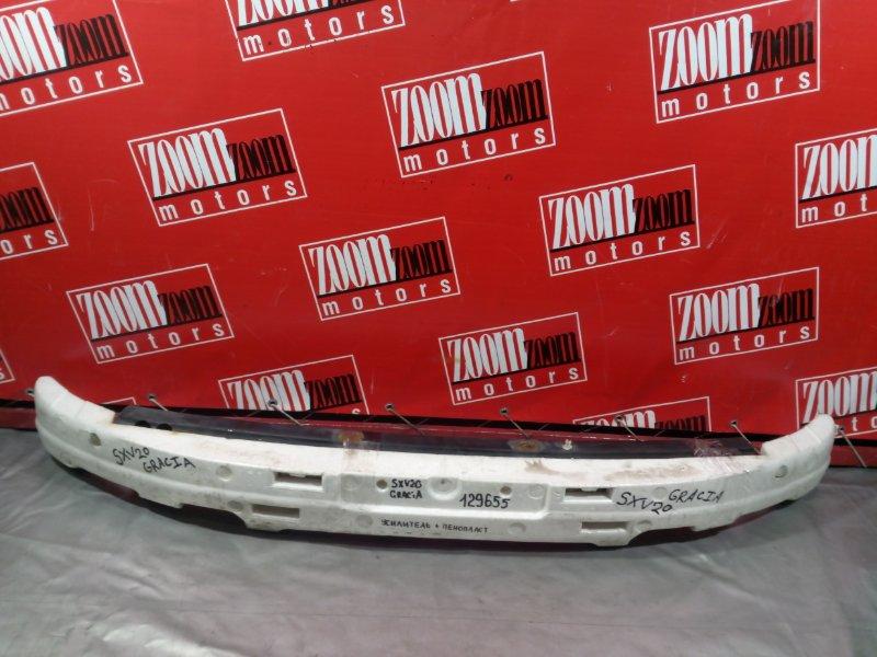 Усилитель бампера Toyota Camry Gracia SXV20 1999 передний нижний черный