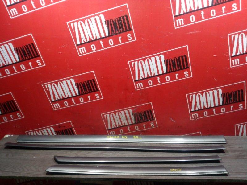 Молдинг Toyota Mark Ii JZX100 1JZ-GE 1998
