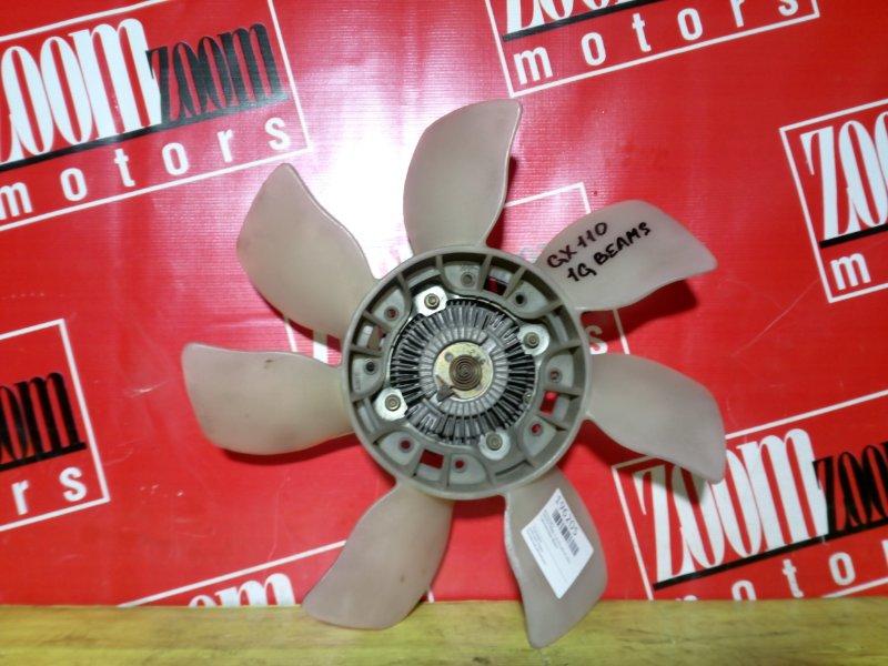 Вискомуфта вентилятора радиатора Toyota Mark Ii GX110 1G-FE 2001
