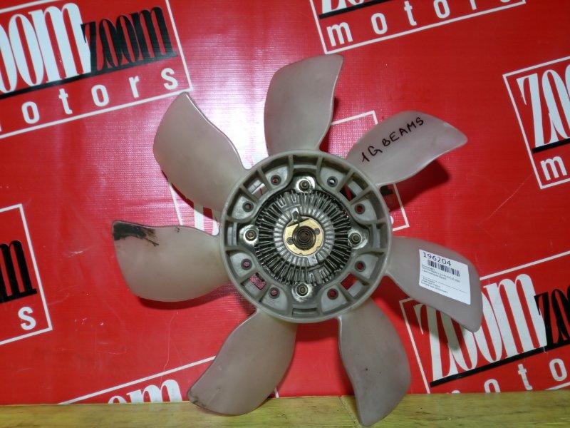 Вискомуфта вентилятора радиатора Toyota Mark Ii GX100 1G-FE 2000