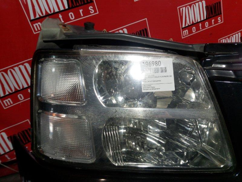 Фара Suzuki Wagon R Solio MA34S M13A 2000 передняя правая 3139