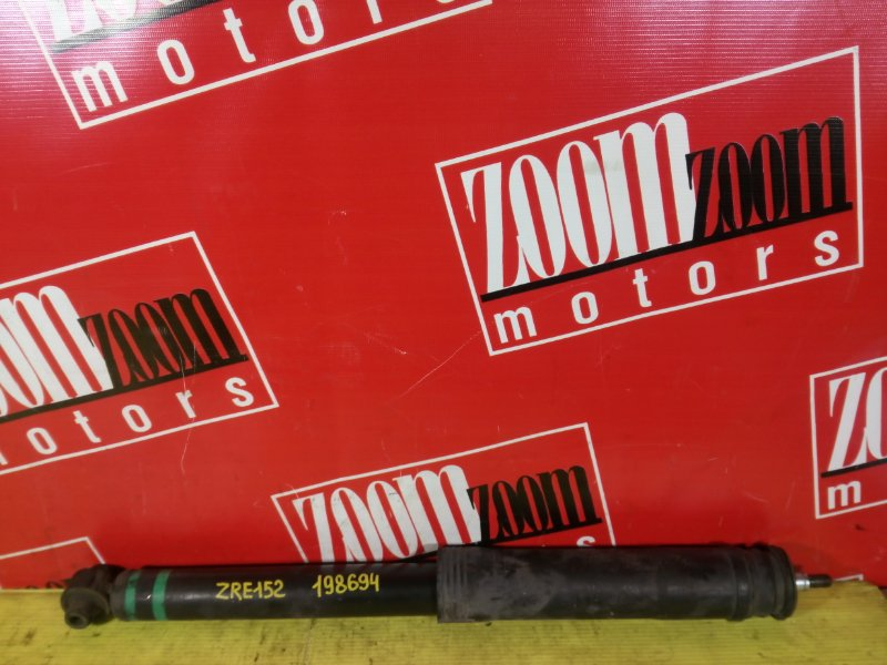 Амортизатор Toyota Corolla Rumion ZRE152 2ZR-FAE 2007 задний