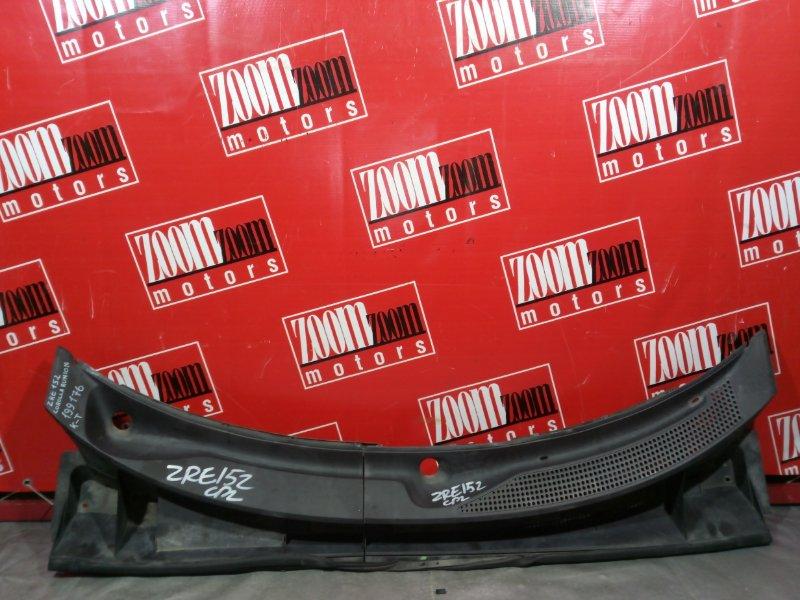 Решетка под лобовое стекло Toyota Corolla Rumion ZRE152 2ZR-FAE 2007