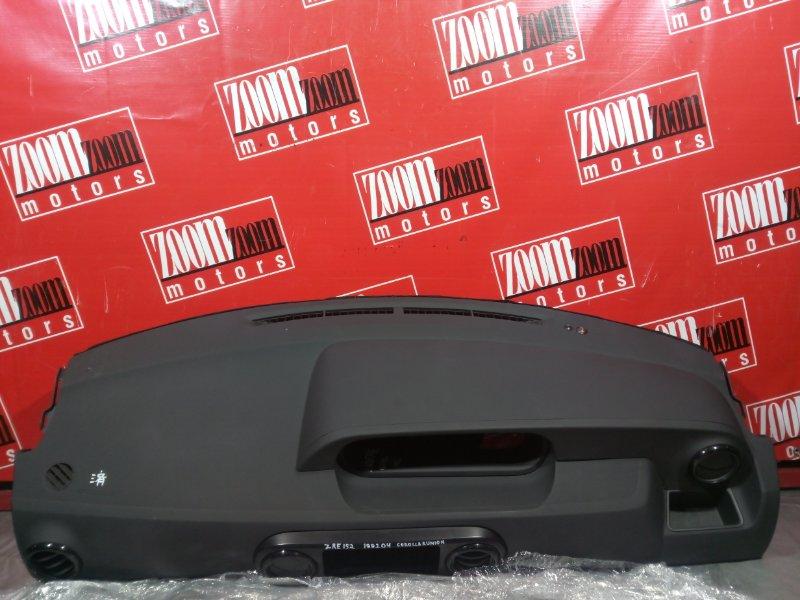 Панель передняя в салон (торпеда) Toyota Corolla Rumion ZRE152 2ZR-FAE 2007 передний