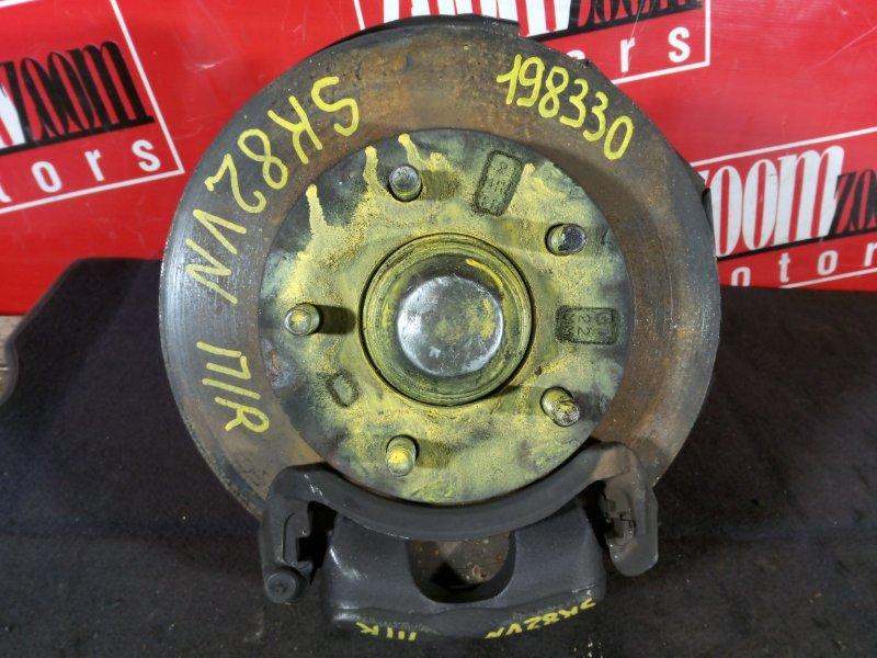 Диск тормозной Mazda Bongo SK82VN F8 2001 передний