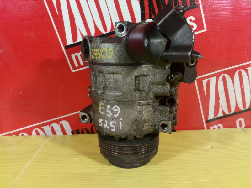 Компрессор кондиционера Bmw 525I. 525 E39 M52 B25 1995