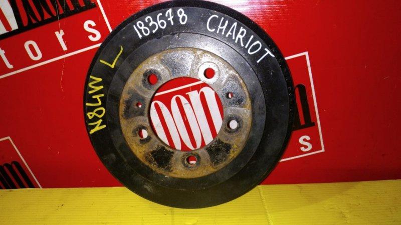 Барабан тормозной Mitsubishi Chariot Grandis N84W 4G64 1997 задний