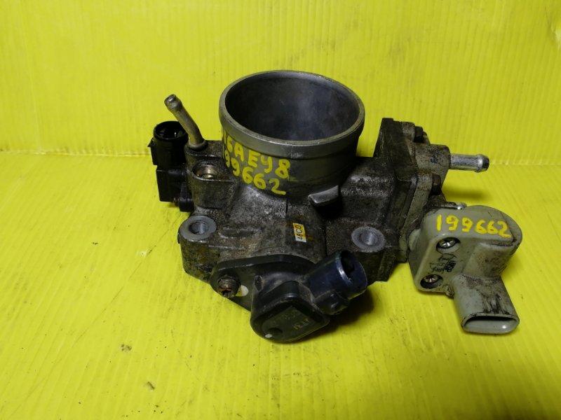 Заслонка дроссельная Honda Partner EY8 D16A 1996