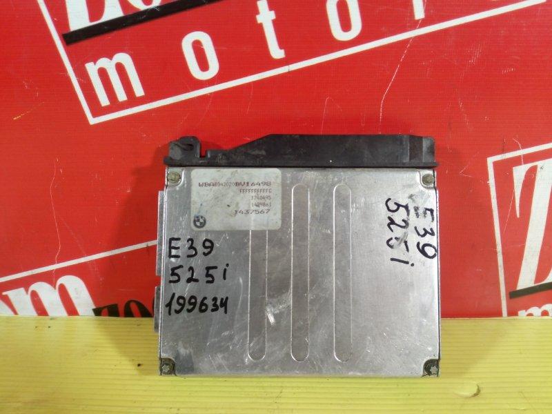Компьютер (блок управления) Bmw 525I E39 M52 B25 1995 1437567