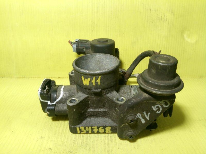Заслонка дроссельная Nissan Expert W11 QG18DE