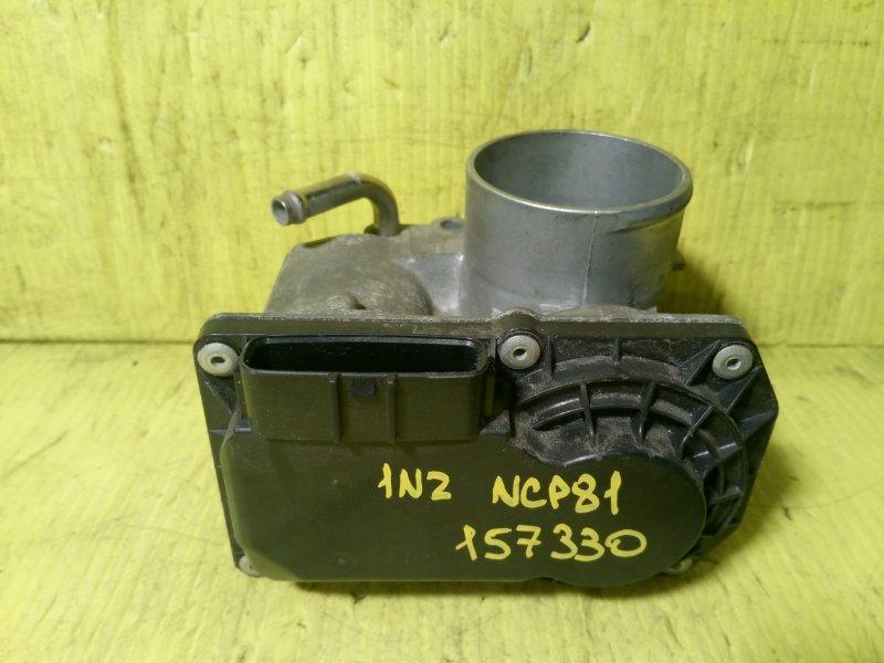 Заслонка дроссельная Toyota Sienta NCP81 1NZ-FE 2003