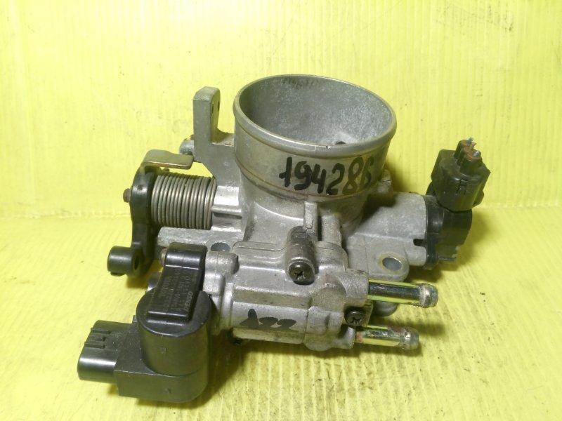 Заслонка дроссельная Toyota Opa ZCT10 1ZZ-FE 2000