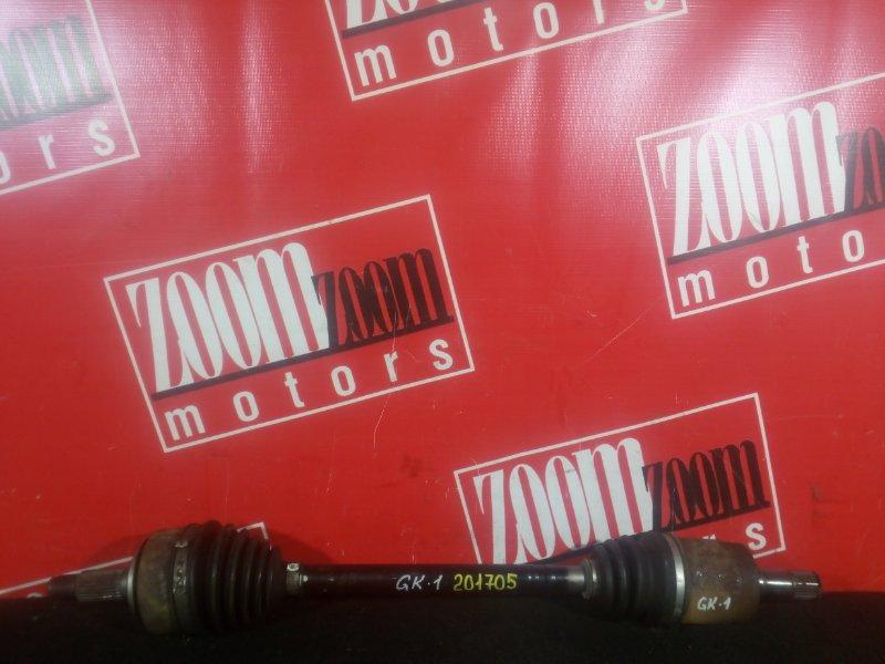 Привод Honda Mobilio Spike GK1 L15A передний левый