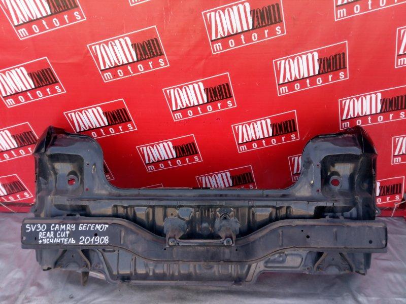 Rear cut Toyota Camry SV30 4S-FE задний темно-синий