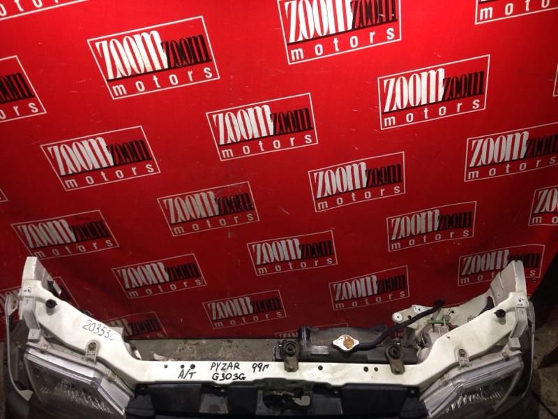 Рамка радиатора Daihatsu Pyzar G303G HE-EG 1998 передняя белый